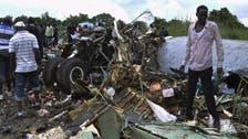Dozens killed in cargo plane crash in S. Sudan