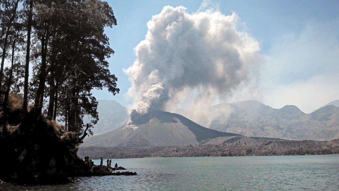 إندونيسيا - بركان