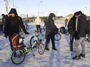 الدراجات الهوائية وسيلة المهاجرين لمستقبل أفضل
