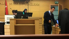 First veiled female judge conducts trial in Turkey