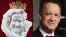'It looks like Tom Hanks!' Sculpture of British Queen draws laughs