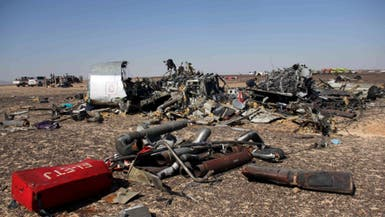 """مصر تحيل تقرير روسيا بحادث """"طائرة سيناء"""" للنائب العام"""