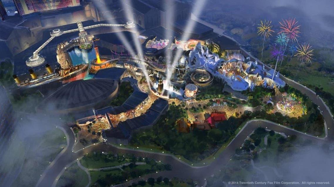 Theme Park   Dubai