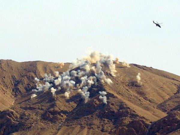 طائرات روسية تنفذ غارات على مدينة تدمر السورية