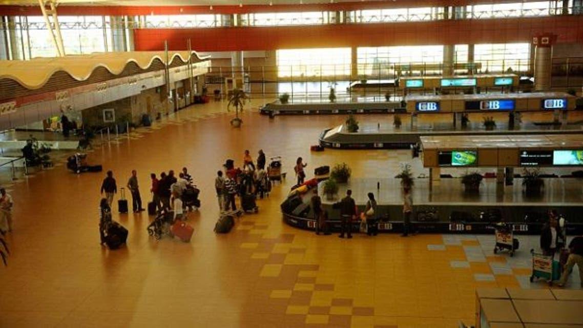 مطار شرم الشيخ مصر