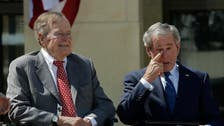 Ex-President George H.W. Bush lashes out at Cheney, Rumsfeld in new book