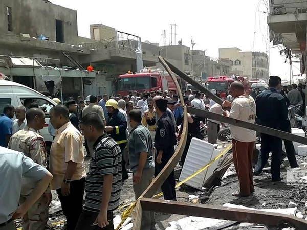 """اعتقال المسؤول عن تفجير """"علوة جميلة"""" في بغداد"""