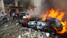 Blast in Lebanon border town wounds 5 soldiers