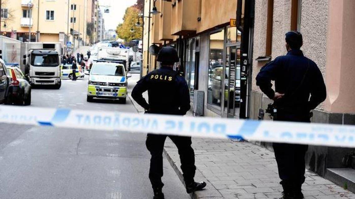 شرطة السويد