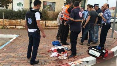 مقتل فلسطيني طعن إسرائيليين بسكين في الخليل