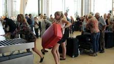 Egypt denies halting British flights as tourists evacuate