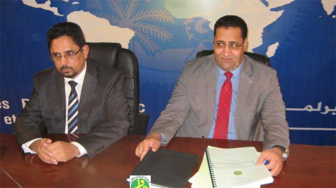 المتحدث باسم الحكومة الموريتانية محمد الأمين