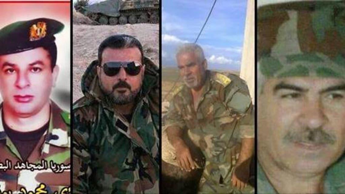 ضباط النظام يتهاوون أمام ضربات الثوار في حماة