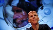 Britain's first astronaut for 24 years hopes to inspire Mars interest