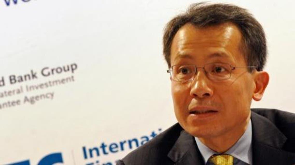 World Bank Group executive Jin-Yong Cai. AFP FILE PHOTO