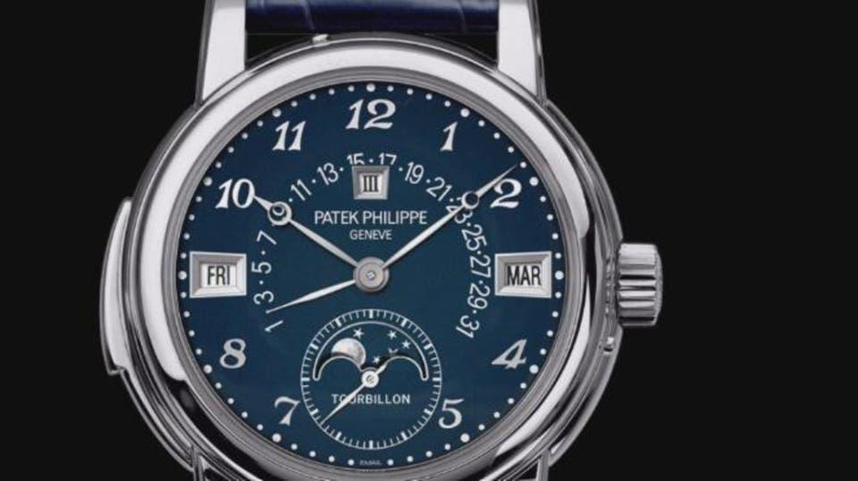 c0d36b7f3 ساعة اليد الأغلى في العالم بـ7.3 مليون دولار