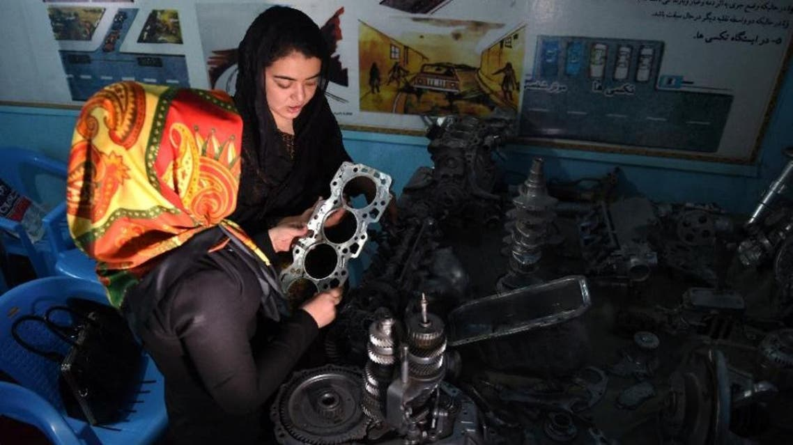 Afghan | Car Engine