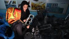 Driving a car brings fear and freedom for Afghan women