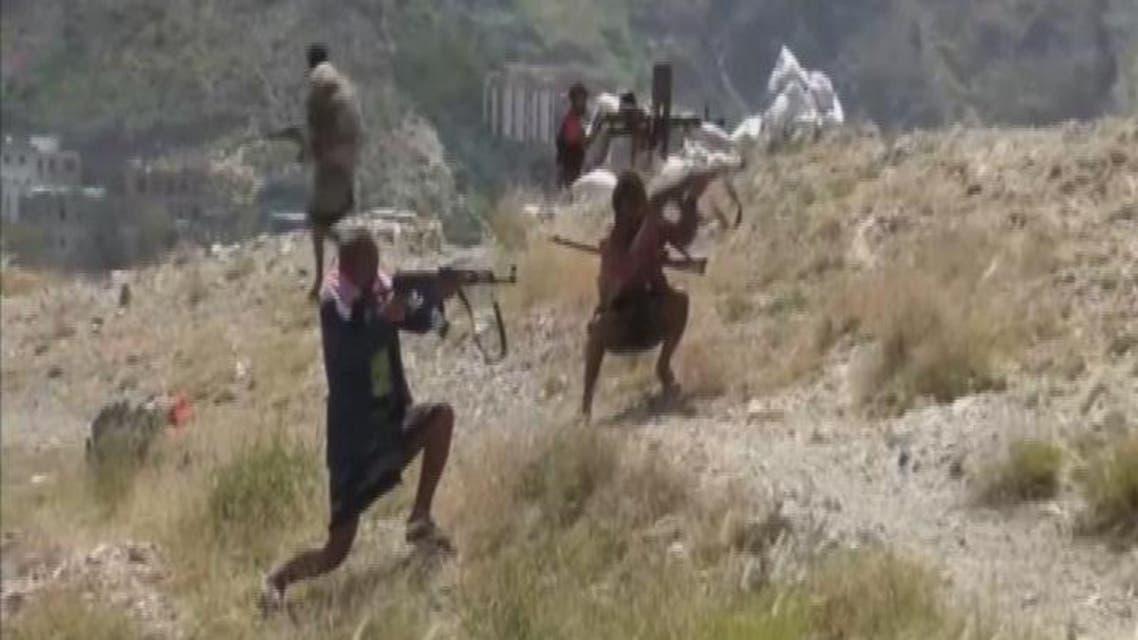 THUMBNAIL_ المقاومة الشعبية في عدن ترسل تعزيزات إلى الضالع