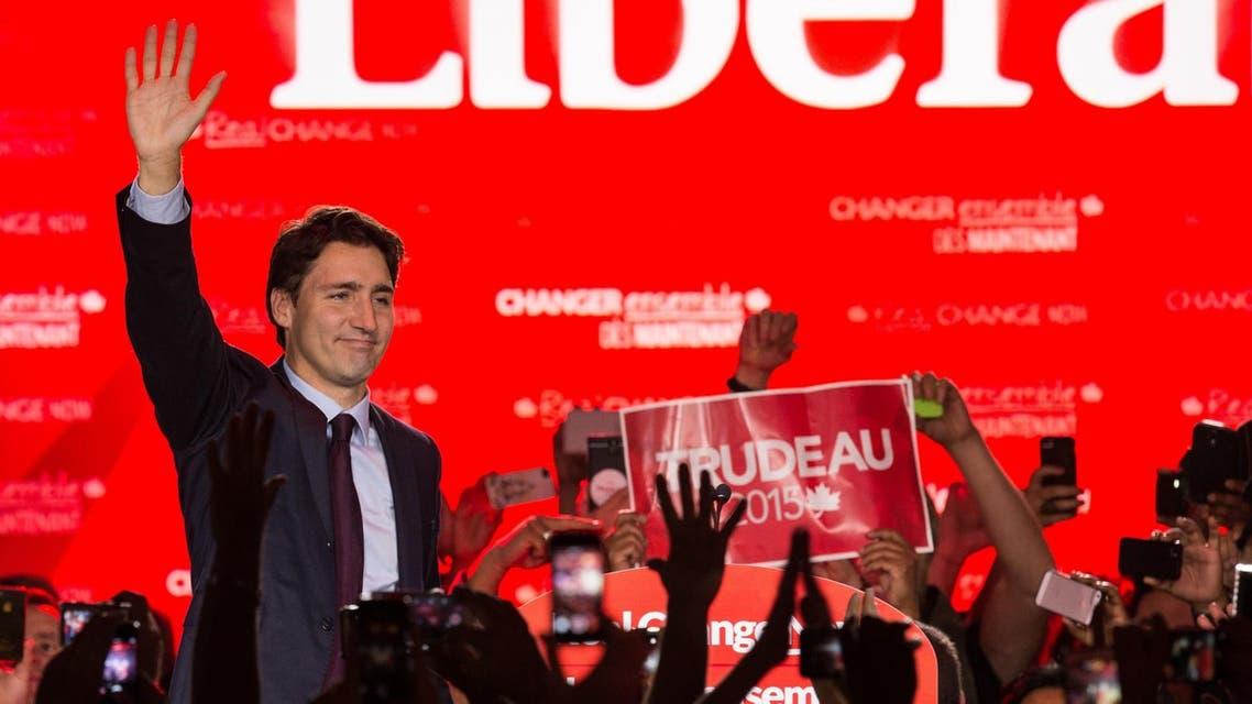 Justin Trudeau AFP