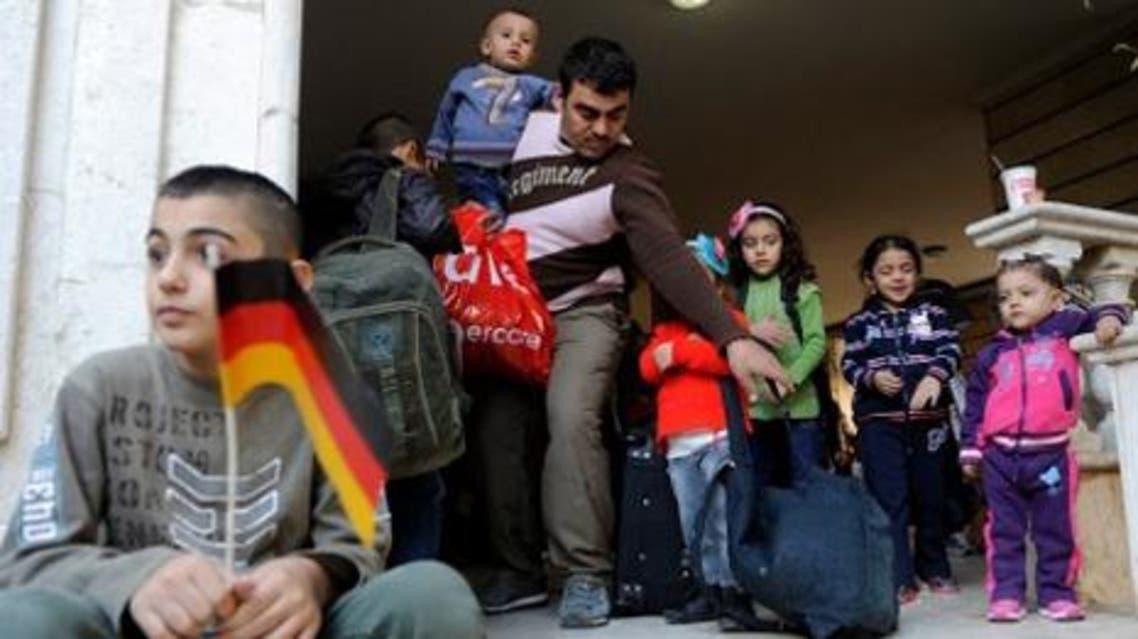 لاجئون - ألمانيا