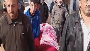 تشييع 3 لاجئات سوريات قتلن برصاص في عرسال