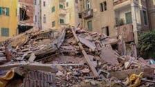 مقتل 9 وإصابة 23 بانهيار منزلين بمحافظة الفيوم جنوب مصر