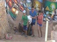 استمرار عمليات إعادة السياح لبلادهم من مطار شرم الشيخ