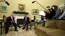 اوباما اور یاہو امریکا،اسرائیل کے شاندار تعلقات پر رطب اللسان