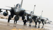French strike hits ISIS oil facility in Syria