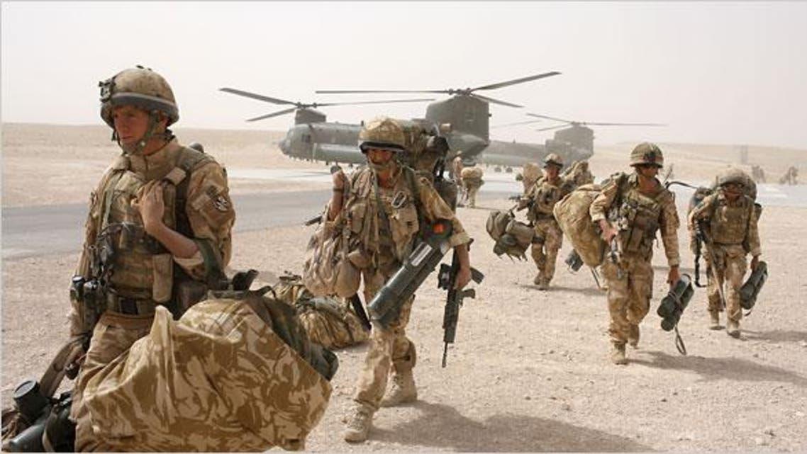 قوات النيتو بأفغانستان