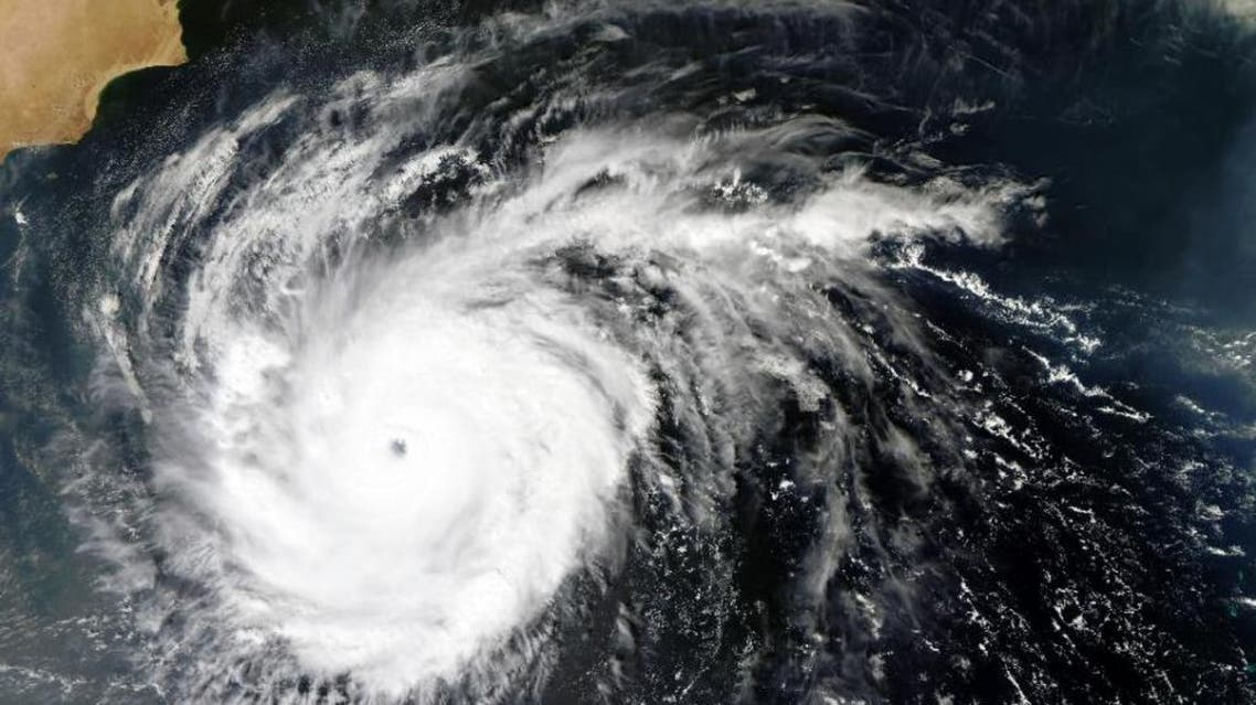 Tropical cyclones are extremely rare over the Arabian peninsula. (File photo: AFP)