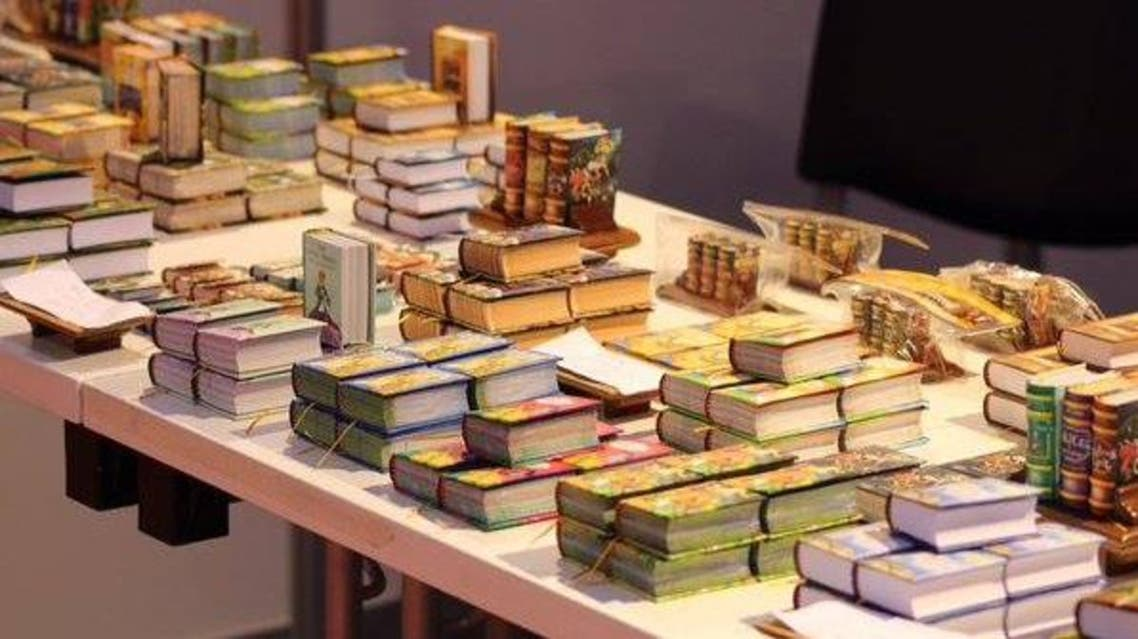 The book fair is welcoming publishers from 64 countries. (Photo courtesy: Sharjah International Book Fair)