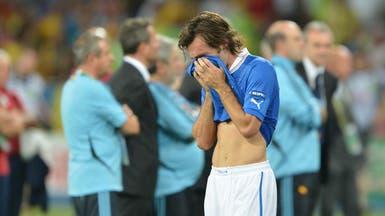 منتخب إيطاليا يبدأ حياة ما بعد بيرلو
