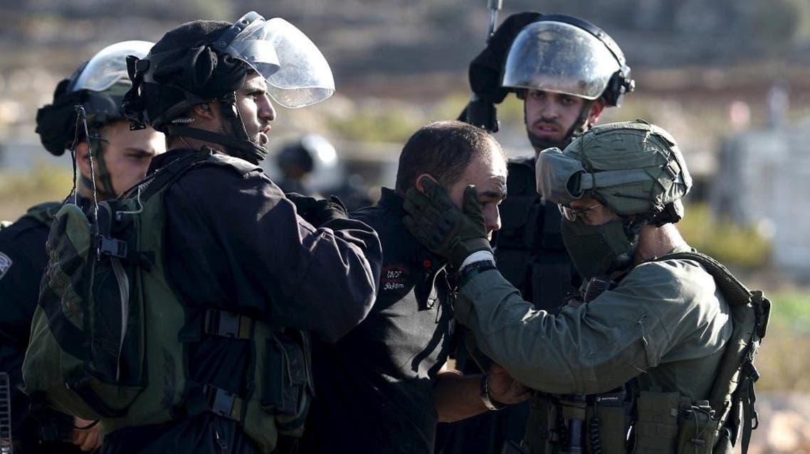 israeli arrest   Reuters