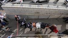Two knife attacks as unrest returns to Jerusalem