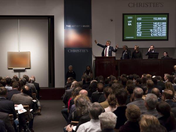 لوحة موديلياني تحقق ثاني أعلى رقم في مزاد بعد بيكاسو