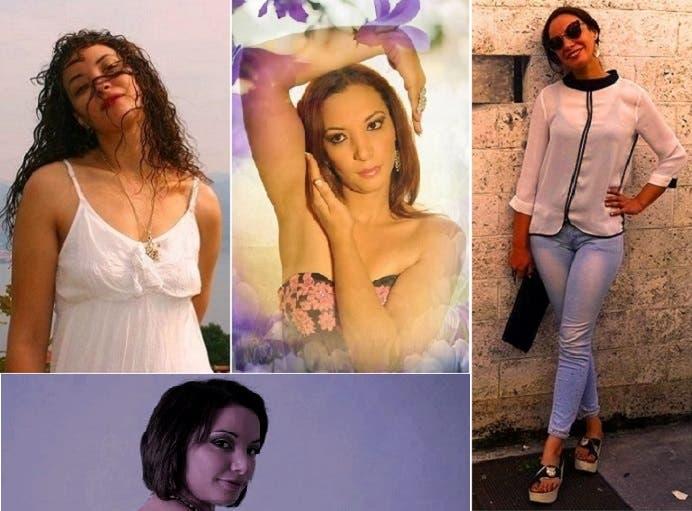 أبيضار أمازيغية عمرها 30 سنة، متزوجة سابقا، وأم لطفلة اسمها لونا استريلا