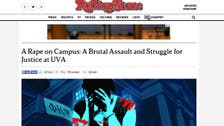 Fraternity sues Rolling Stone for $25 million over rape report