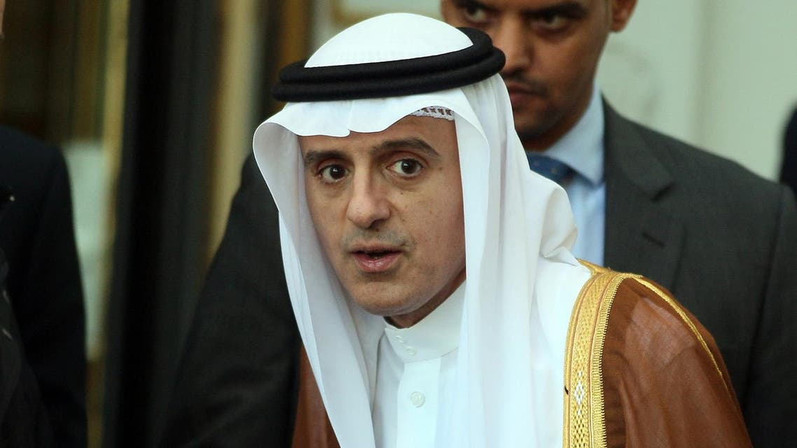 Saudi Foreign Minister Adel al-Jubeir added Tehran has become 'weak' and 'seeks to gain favor from any country'. (File photo: AP)