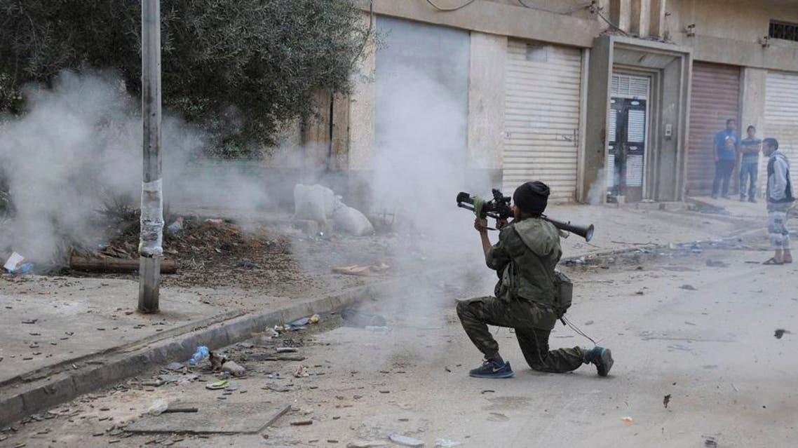 Benghazi, Fightingh