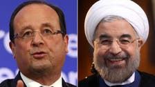 Liquid lunch? No thanks, Iran tells France in 'wine row'