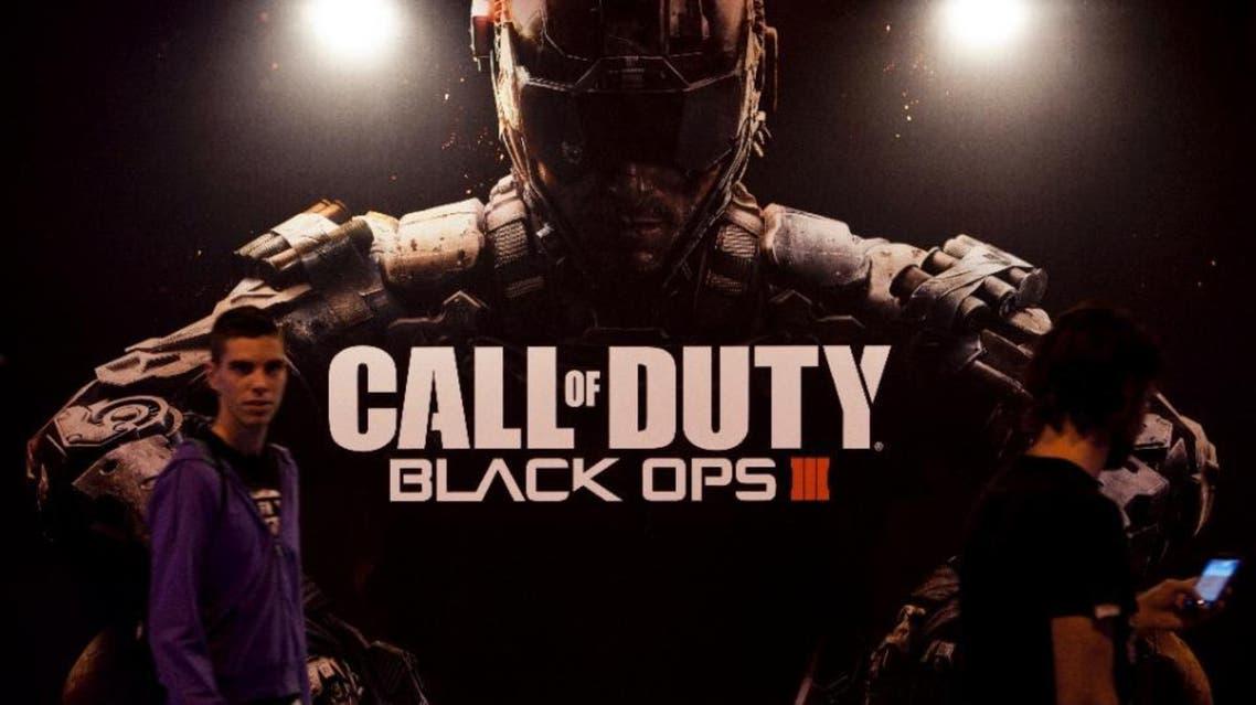 """Call of Duty: Black Ops III"" released on November 6   AFP"