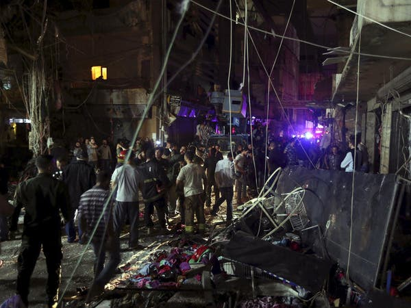 43 قتيلاً و239 جريحاً حصيلة تفجير ضاحية بيروت
