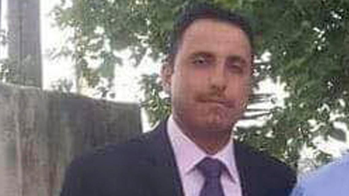 This undated photograph provided by family shows Jordanian police Cpt. Anwar Abu Zaid. AP