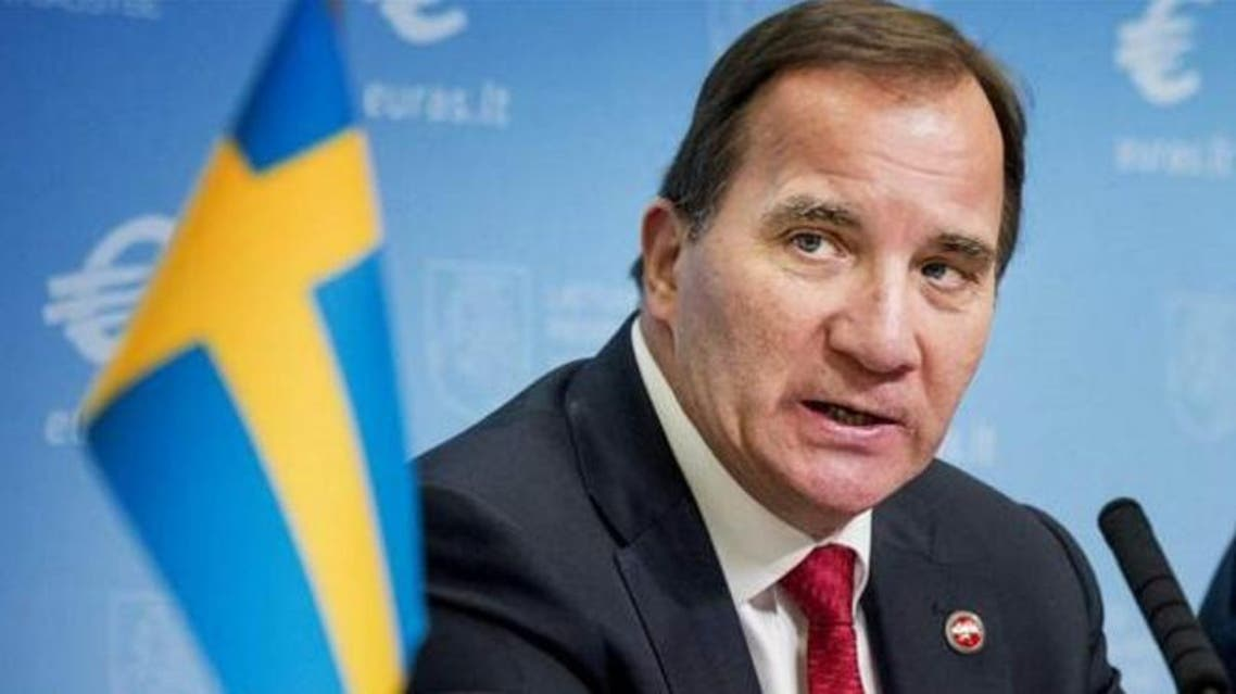 ستيفان لوفين رئيس وزراء السويد