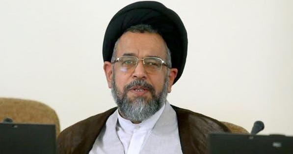 وزير الاستخبارات الإيراني محمود علوي