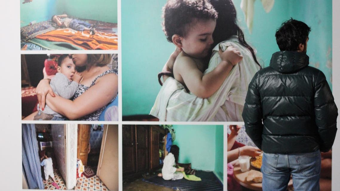 Photoquai showcases 40 emerging photographers with global perspectives on the challenges facing everyday people. (Al Arabiya News)