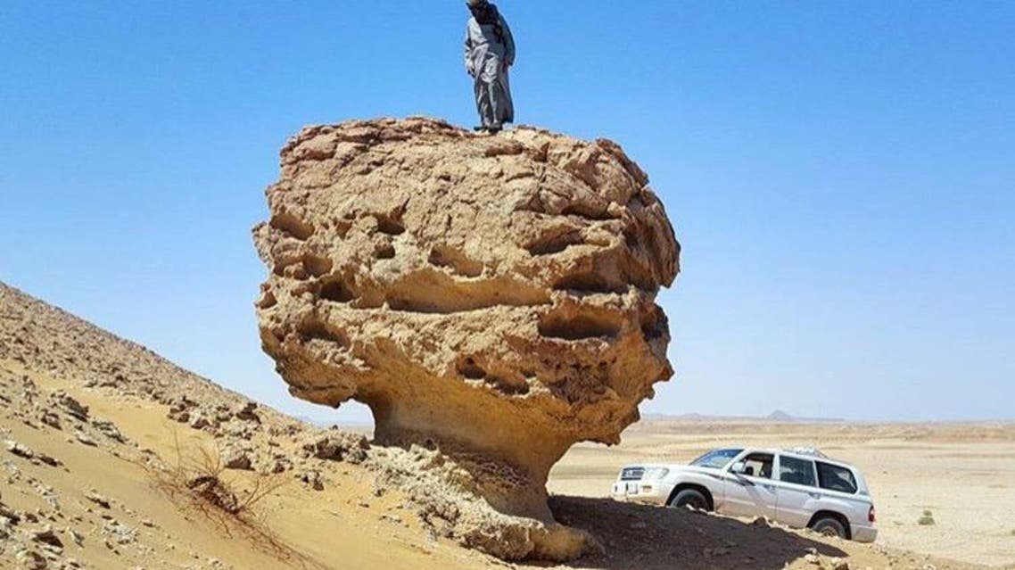الرحالة السعوديون