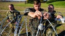 Austria to build metal fence on Slovenia border
